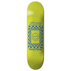 Element Black Light Skateboard Deck - Nyjah 8
