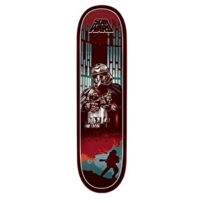 Santa Cruz x Star Wars Episode VII Skateboard Deck - Captain Phasma 8