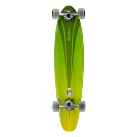 Mindless Raider IV Complete Longboard - Green/Yellow