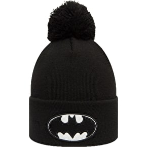 New Era Batman Mixed Beanie - Glow In The Dark