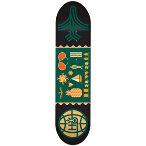 Habitat Travel Skateboard Deck - Hawaii 8