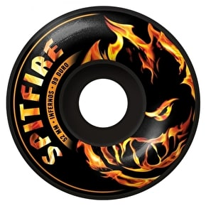 Spitfire Infernos Skateboard Wheels - 52mm