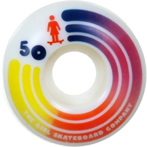Girl United 98A Skateboard Wheels - 50mm