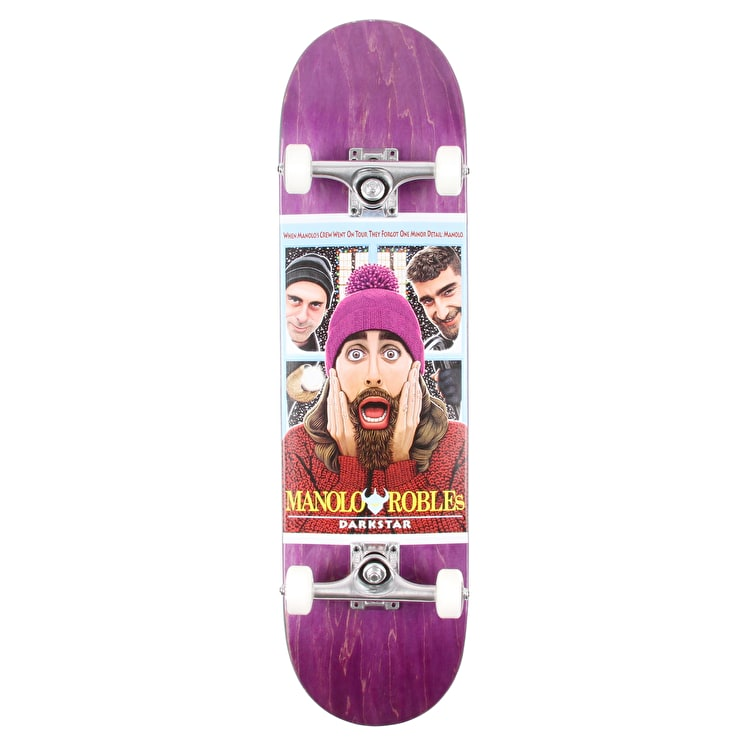 Darkstar Home Alone Custom Skateboard 8.125""