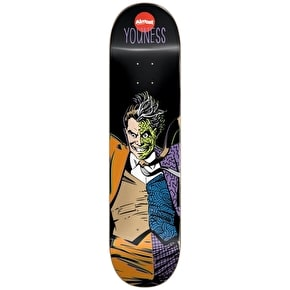 Almost Two Face V2 Skateboard Deck - Youness 8