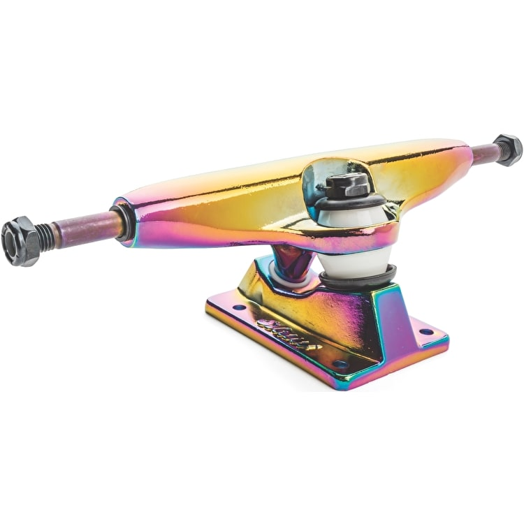 Slant Standard Skateboard Trucks - Oil Slick