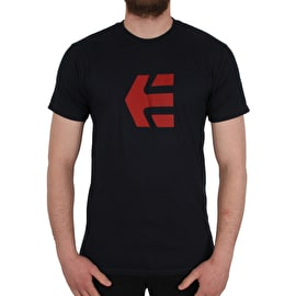 Etnies Mod Icon T-Shirt - Navy