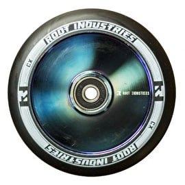 Root Industries 110mm Air Scooter Wheel - Black/Blu-Ray