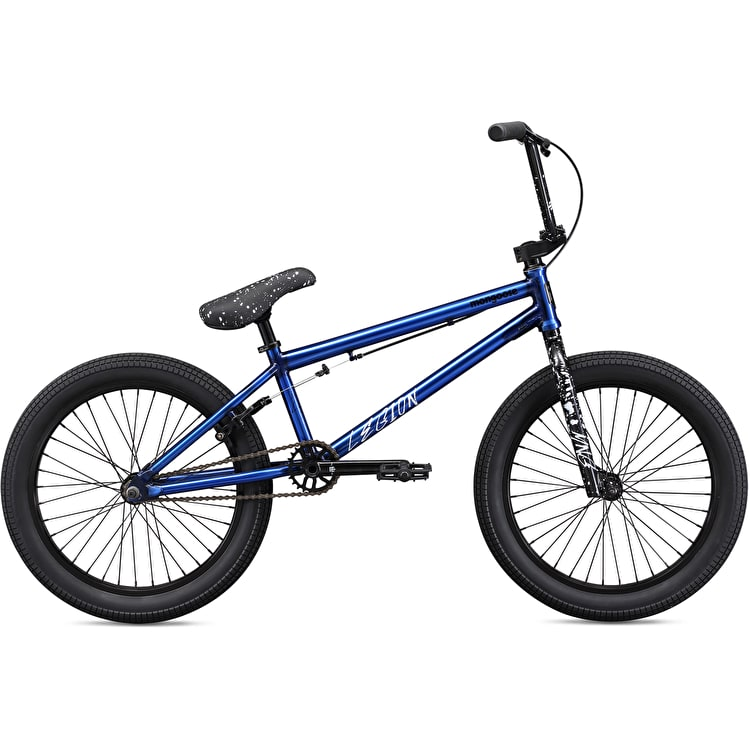 Mongoose Legion L80 Complete BMX Bike - Blue