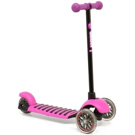Y-Volution Y Glider Deluxe Complete Scooter - Pink/Black