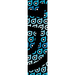 District Scooter Logo Repeat Grip Tape - Blue