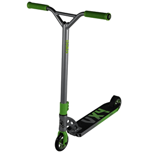 MGP VX4 Nitro Complete Scooter - Silver / Lime Green