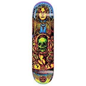 Santa Cruz Remillard Saint Skateboard Deck - Multi 8.25