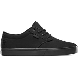 Etnies Jameson 2 Eco Skate Shoes - Black/Black