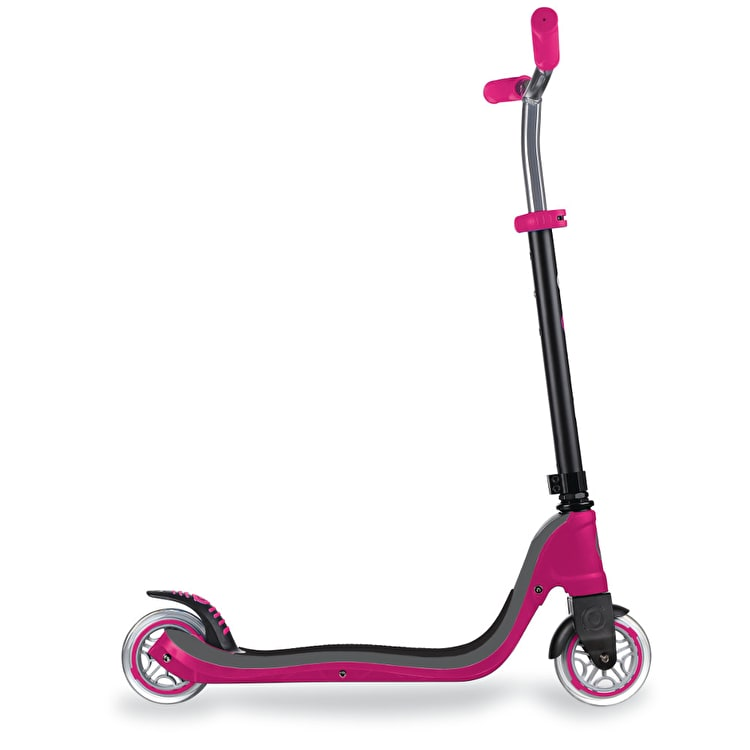 Globber My Too Flow 125 Complete Scooter - Ruby/Black