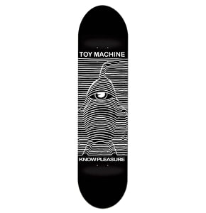 Toy Machine Toy Division Skateboard Deck 8
