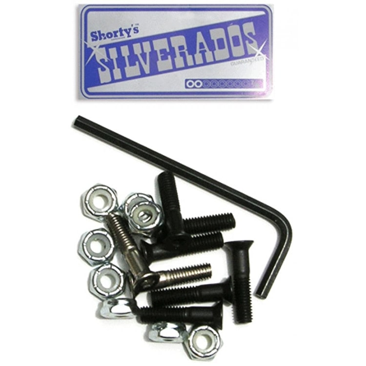 "Shorty's Silverados Truck Bolts - 7/8"" Allen"