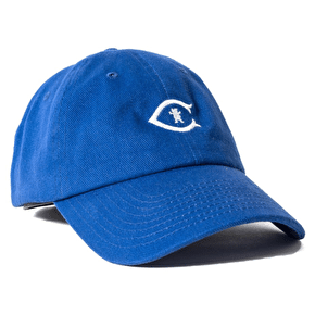 Grizzly X Central Dad Cap - Royal