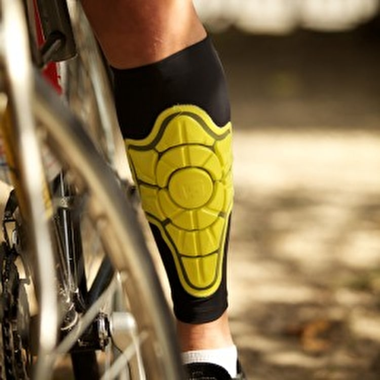 G-Form Shin Pads - Yellow