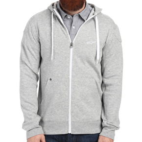Alpinestars Showcase Zip Fleece - Heather Grey