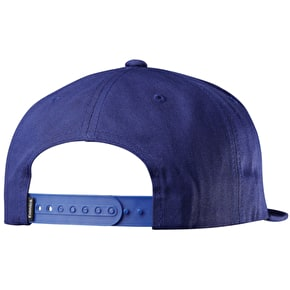 Emerica Triangle Snapback Cap - Navy/Gold