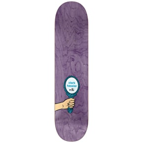 Enjoi So Vain Skateboard Deck - Hassler 7.875
