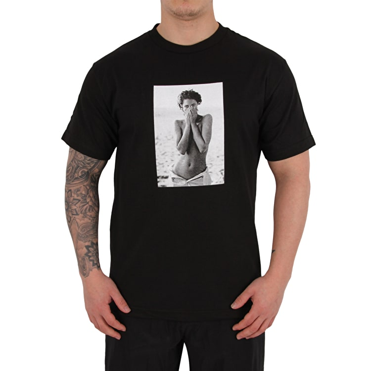 Chrystie Turlington T shirt - Black
