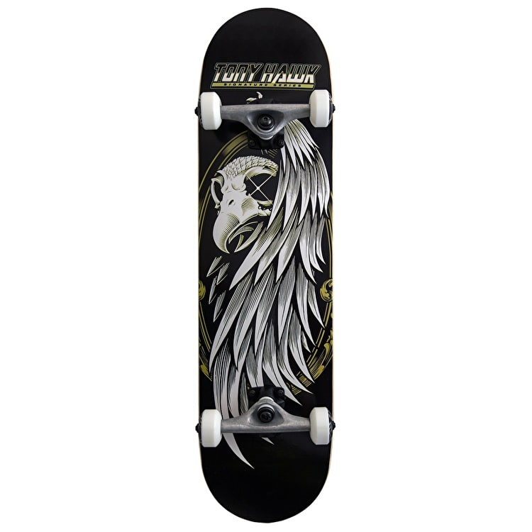 Tony Hawk 900 Series Complete Skateboard - Feathered 7.875""