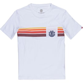 Element Dawn Pocket T Shirt - Optic White