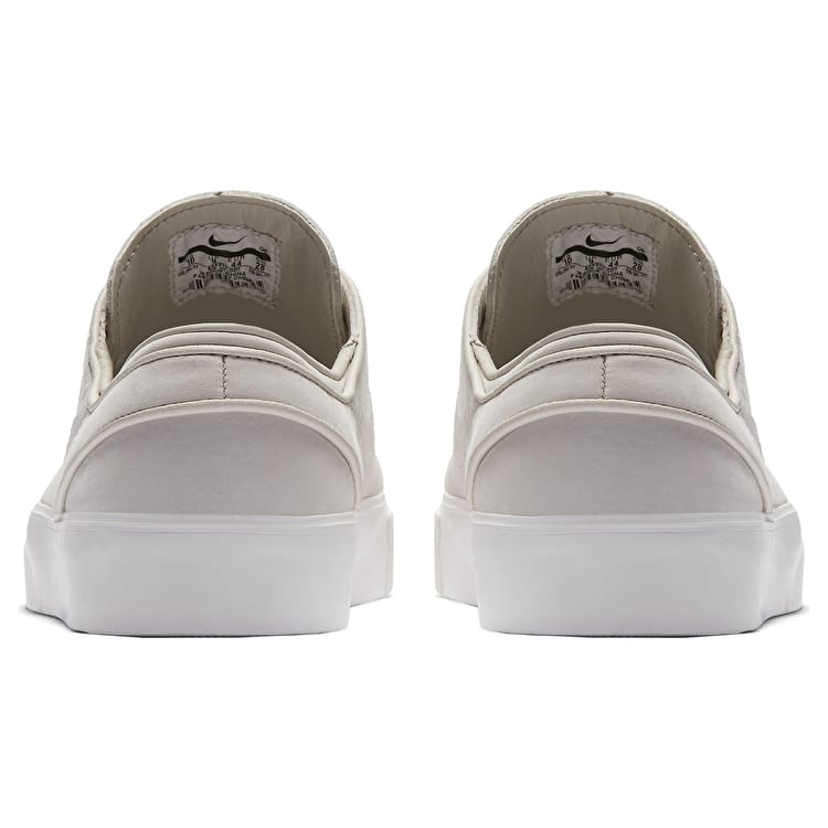 Nike SB Zoom Janoski HT Decon Skate Shoes - White