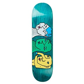 Polar It Sucks To Be A D**khead Skateboard Deck - Team 8.25