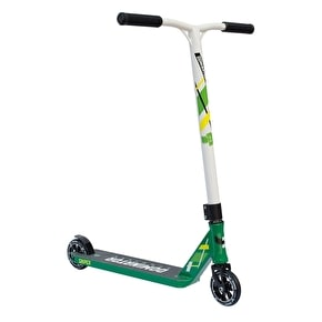 Dominator 2017 Sniper Complete Scooter - Green/White