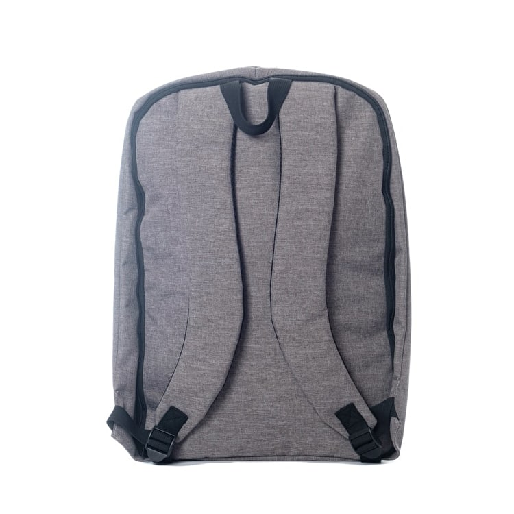 Spiral Seattle Backpack - Crosshatch Charcoal