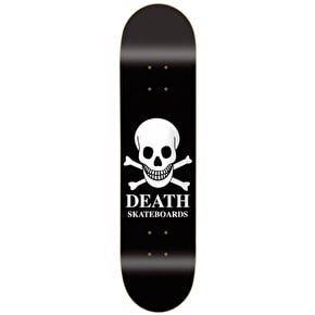 Death Mini OG Skull Skateboard Deck - 7.25