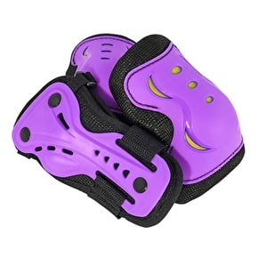 SFR Essentials Triple Pad Set - Purple / Black / Gold