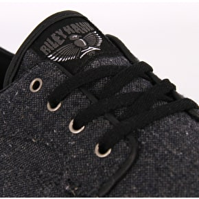 Lakai Riley Hawk Skate Shoes - Midnight Textile