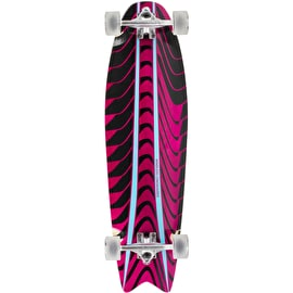 Mindless Rogue Swallow Tail Complete Longboard - 34