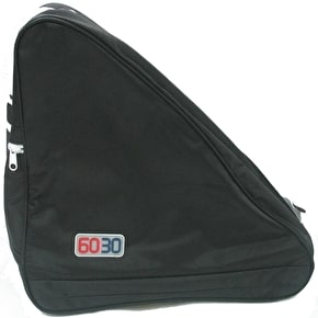 6030 Deluxe Ice Skate Bag - Black