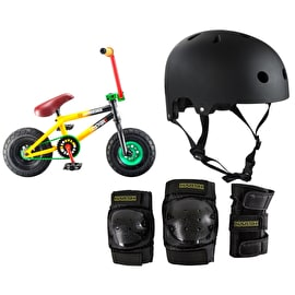 Rocker IROK Mini BMX Bundle