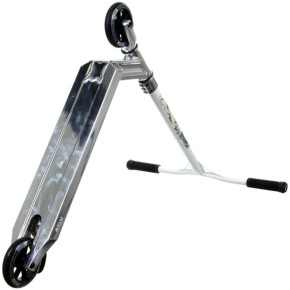 Blazer Pro Custom Scooter - Chrome/White
