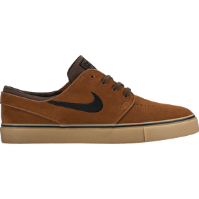 Nike SB Zoom Stefan Janoski Skate Shoes - Hazelnut/Black