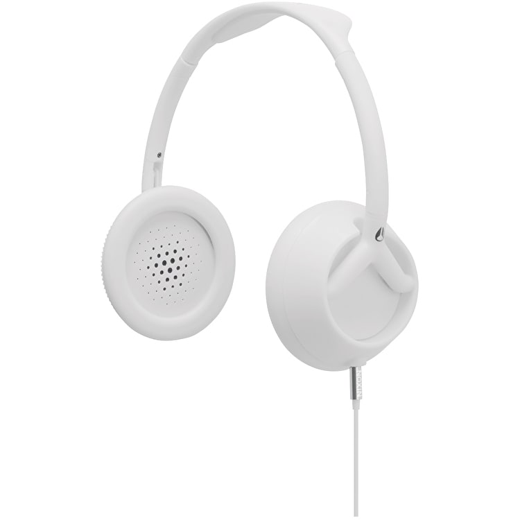 Nixon Trooper Headphones White