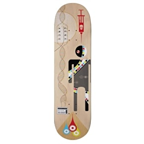 Alien Workshop Series Skateboard Deck - Damaged Goods Genetic 8.375