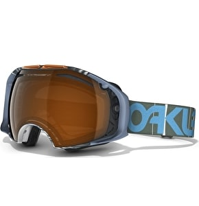 Oakley Airbrake Factory Pilot 1242 Snow Goggles