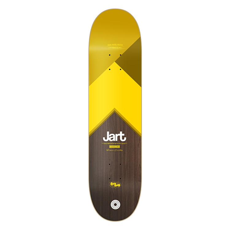 Jart Royal Skateboard Deck - 8.5""
