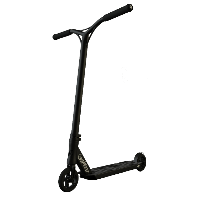Sacrifice Flyte 115 Series Complete Scooter - Black