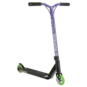 Grit Stunt Scooter - Fluxx 2016 Black/Purple Silver Laser