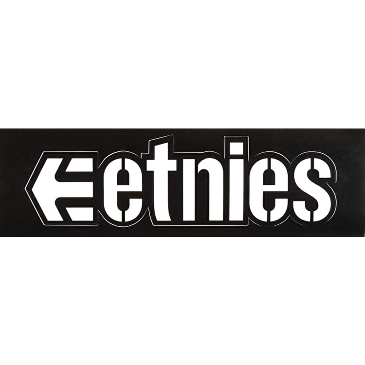 Etnies Logo Stamp Sticker