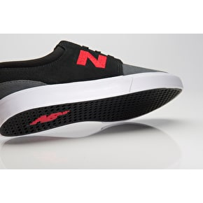 New Balance Numeric Brighton Shoes - Black/Grey