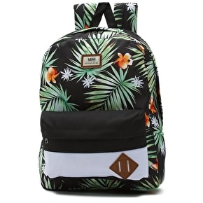Vans Old Skool II Backpack - Black/Decay Palm